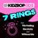 7 Rings - KIDZ BOP Kids