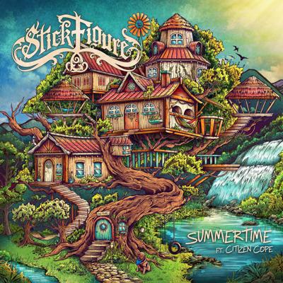 Summertime (feat. Citizen Cope) - Stick Figure song