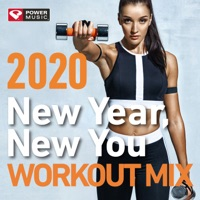 Power Music Workout - New Year, New You Workout Mix 2020 (Non-Stop Workout Mix 130 BPM)