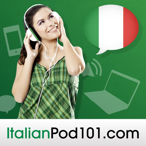 Learn Italian   ItalianPod101.com