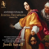 "Juditha Triumphans, RV 644, pars prior: Aria (Judith) ""Veni, veni, me sequere fida"" artwork"