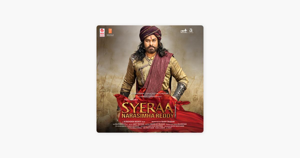 sye Raa By Amit Trivedi On Apple Music