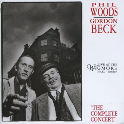 Live at the Wigmore Hall - Phil Woods