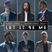 Let It Be Me/スティーヴ・アオキ & バックストリート・ボーイズジャケット画像
