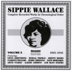 Sippie Wallace - The Mail Train Blues