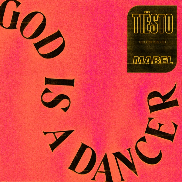 Cover art for God Is A Dancer