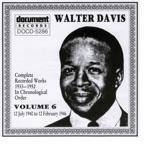 Walter Davis - Friends Must Part