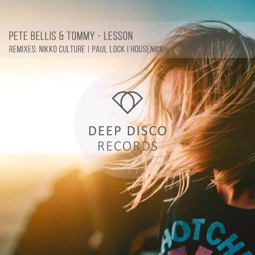 Pete Bellis & Tommy - Lesson Image