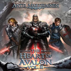 Antti Martikainen - The Heart of Avalon, Vol. 2