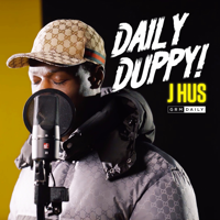 J Hus - Daily Duppy (feat. GRM Daily) artwork