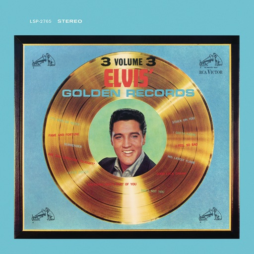 Art for Fame and Fortune by Elvis Presley
