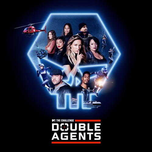 The Challenge: Double Agents poster