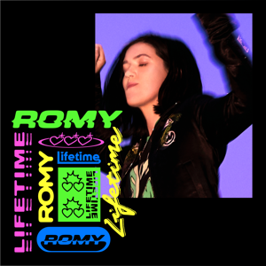 Romy - Lifetime Remixes - EP