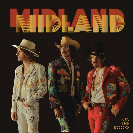 Art for ELECTRIC RODEO by MIDLAND
