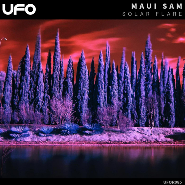 ‎Solar Flare - Single by Maui Sam