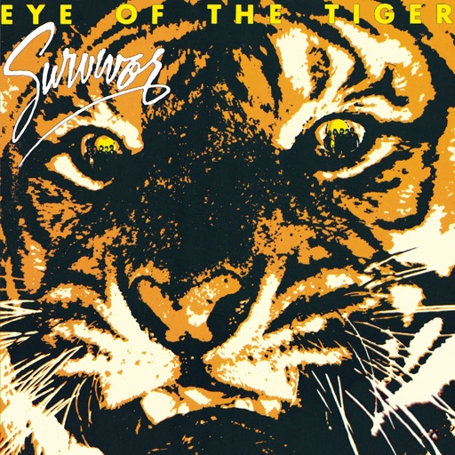 Art for Eye Of The Tiger by Survivor