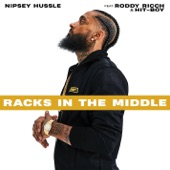Racks In the Middle (feat. Roddy Ricch and Hit-Boy) - Single