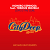 Homero Espinosa - Love Is the Cure (feat. Tobirus Mozelle) [Disco Mix] 插圖