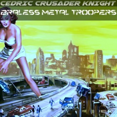 Cedric Crusader Knight