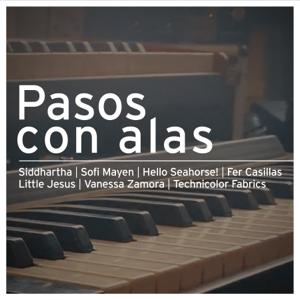 Pasos con Alas - Pasos Con Alas feat. Siddhartha, Little Jesús, Hello Seahorse!, Technicolor Fabrics, Sofi Mayen, Fer Casillas & Vanessa Zamora
