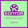 Jerome, Markus Gardeweg & Mike Candys - Kontor Top of the Clubs 2021.01 (DJ Mix) Grafik