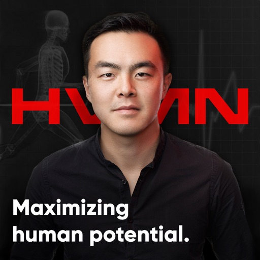 Cover image of HVMN Podcast: Pursuing Peak Performance and Health