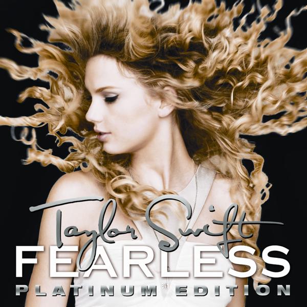 taylor swift album fearless platinum edition tracklist