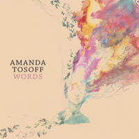 Amanda Tosoff - Words artwork