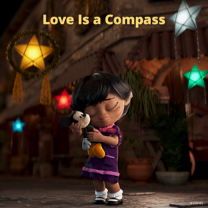 Griff - Love Is A Compass (Disney supporting Make-A-Wish)