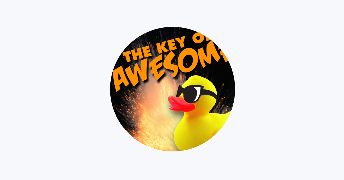 The Key of Awesome on Apple Music