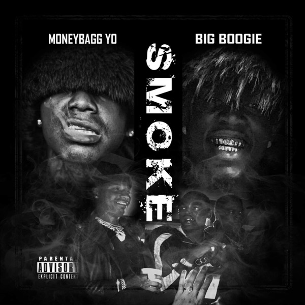 Smoke (feat. Moneybagg Yo) - Single