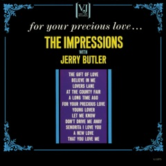 Don't Drive Me Away (feat. Jerry Butler)