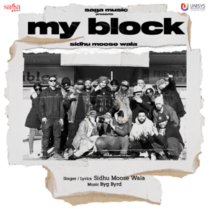Sidhu Moose Wala - My Block