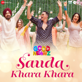 Sauda Khara Khara - Diljit Dosanjh, Sukhbir, Dhvani Bhanushali, DJ Chetas & Lijo George