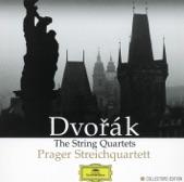 Dvorak Antonin: String Quartet no 2 in B flat major 2 Largo; Prague String Quartet 15:22
