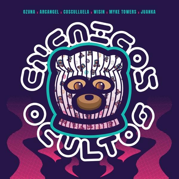 Enemigos Ocultos (feat. Arcángel, Juanka & Cosculluela) - Single