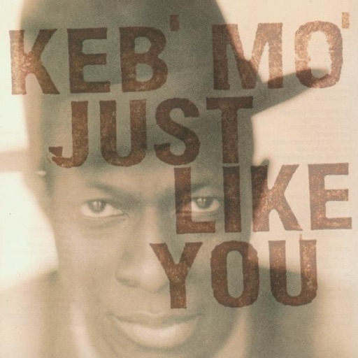 Art for Just Like You by Keb' Mo'