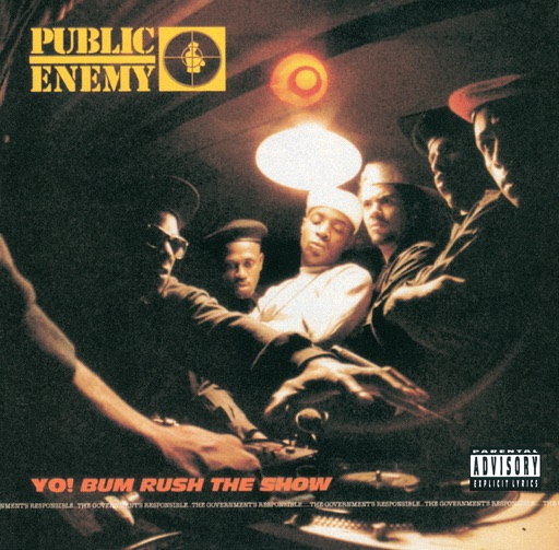Art for Rightstarter (Message To A Black Man) by Public Enemy