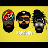 Skinny Fabulous, Machel Montano & Bunji Garlin - Famalay artwork