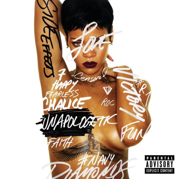 Rihanna mit Stay (feat. Mikky Ekko)