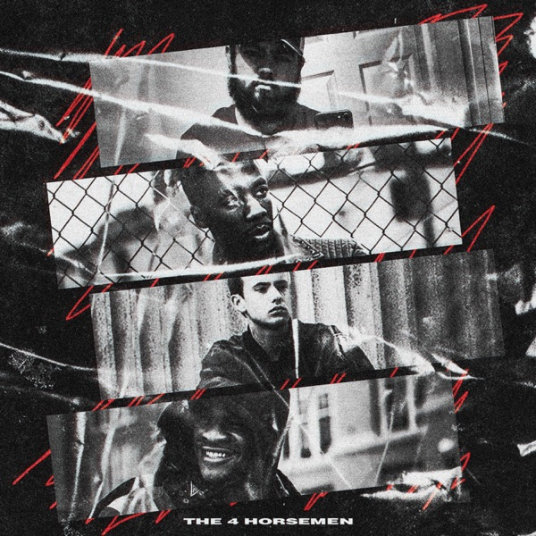 Four Horsemen (feat. Quadeca, Dax & Scru) - Single