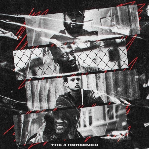 Four Horsemen (feat. Quadeca, Dax & Scru) - Single