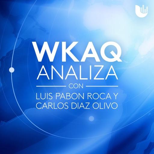 Cover image of WKAQ Analiza, con Luis Pabón Roca y Carlos Díaz Olivo