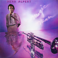 Herb Alpert - Magic Man artwork