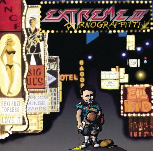 Art for More Than Words by Extreme