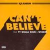 Can t Believe feat Ty Dolla ign WizKid Single