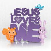 Jesus Loves Me (Video Game Remix) - Listener Kids