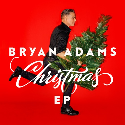 Art for Christmas Time by Bryan Adams
