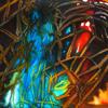 De Maalstroom - Kluizenaar kunstwerk