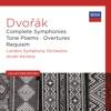 Dvořák: Complete Symphonies; Tone Poems; Overtures; Requiem, István Kertész & London Symphony Orchestra